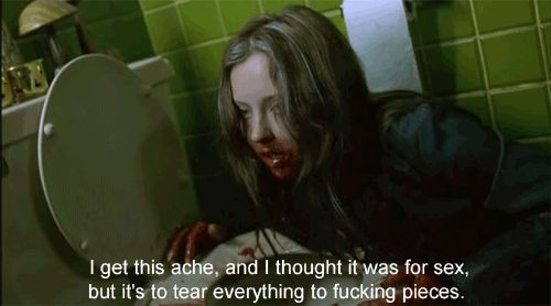 "ginger snaps <3 i love all three ""ginger snaps"" movies :)"