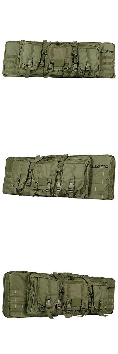 Equipment Bags and Cases 64672: Valken Tactical Gun Case Marker Bag - Double - 36 - Olive -> BUY IT NOW ONLY: $59.95 on eBay!