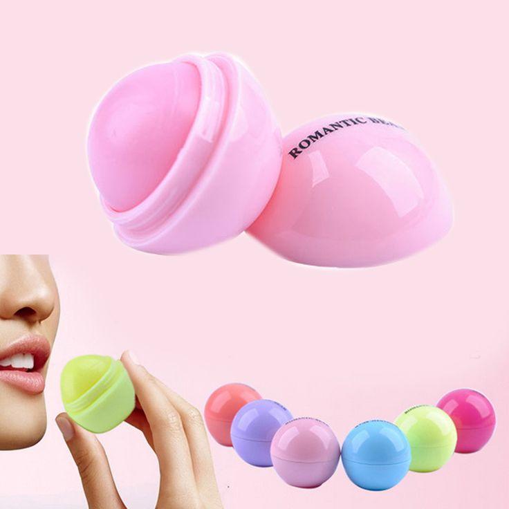 0.91$ (Buy here: http://alipromo.com/redirect/product/olggsvsyvirrjo72hvdqvl2ak2td7iz7/32491182355/en ) Ball Lip Balm Lipstick Lip Protector Sweet Taste Embellish Lip Ball Makeup Lipstick Gloss Cosmetic Accessories HB-0109 for just 0.91$