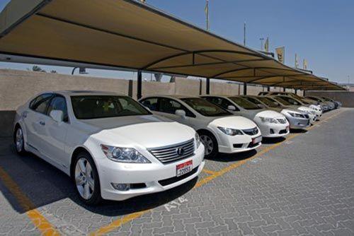 Dubai Car Hire