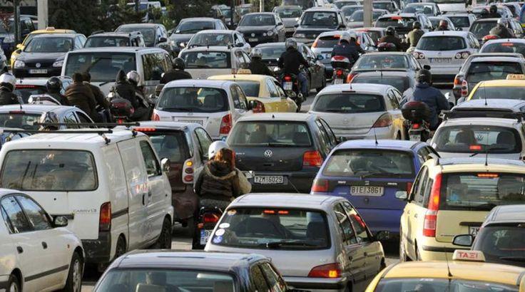 Ρεκόρ ηχορύπανσης στους δρόμους της Αθήνας -Ποιες περιοχές είναι στο «κόκκινο»
