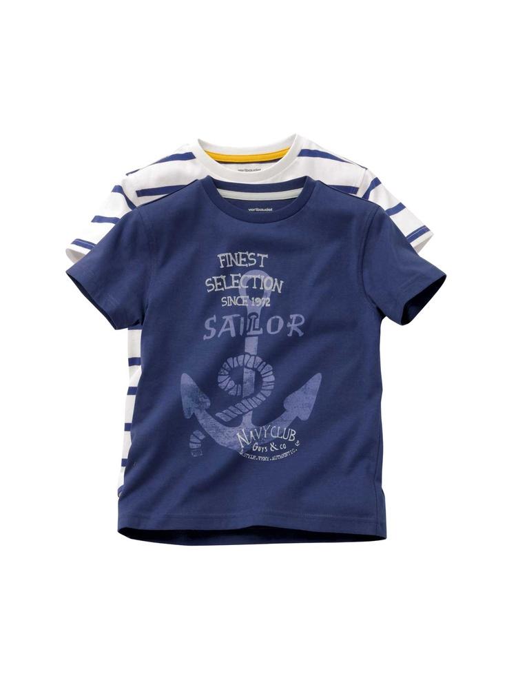 Vertbaudet boys T-shirt