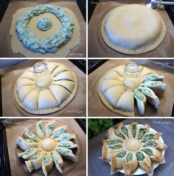 Špenátová torta