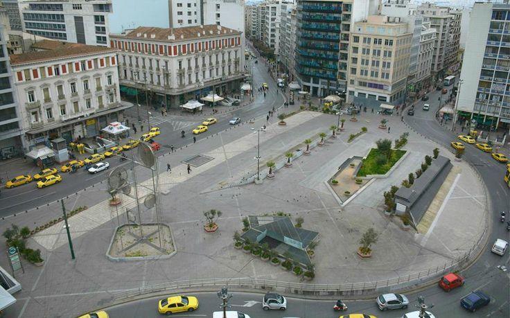 Αποτέλεσμα εικόνας για πλατεία ομονοίας 2015
