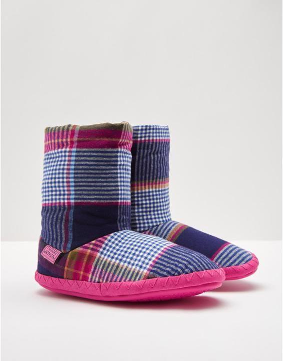 POTTERCotton Fleece Slippers