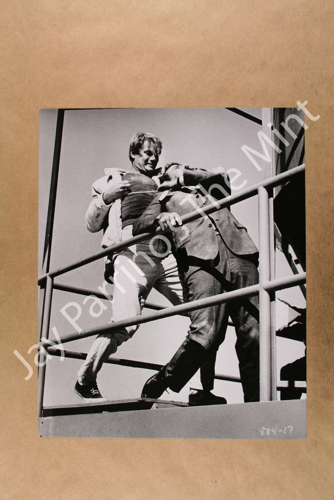 PD794 Photo TROY DONAHUE, NICOLAS COSTER My Blood Runs Cold 1965 | eBay