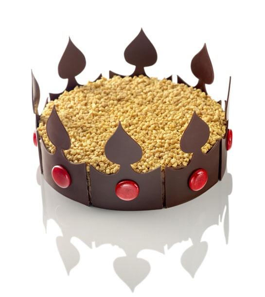 Les 25 meilleures id es de la cat gorie decor galette des for Decoration galette des rois