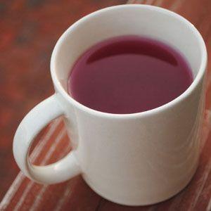 Pitta Balancing Tea with Rose Petals & Mint - Ayurvedic Diet & Recipes