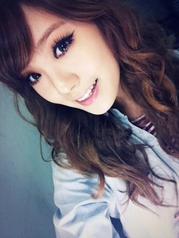 Cute korean girl hairstyle korean hairstyles pinterest - Korean girl picture ...