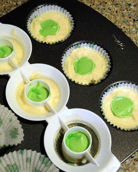 Wilton Two-Tone Cupcake Inserts. @kirsty c wtf! lol