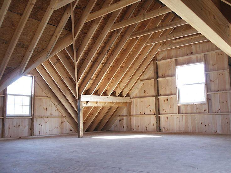 93 Best Pole Building Barns Images On Pinterest