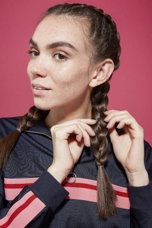 Boxer Braid Hair Tutorial: How to Get Dutch Braids…