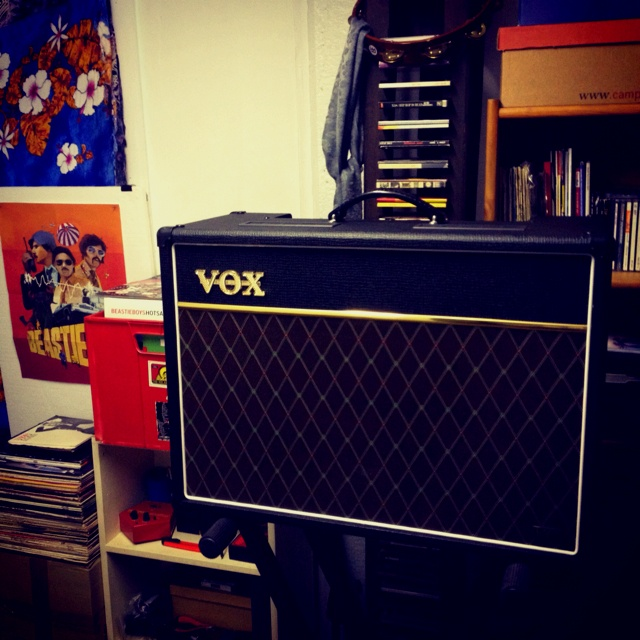 Vox AC15VR amplifier