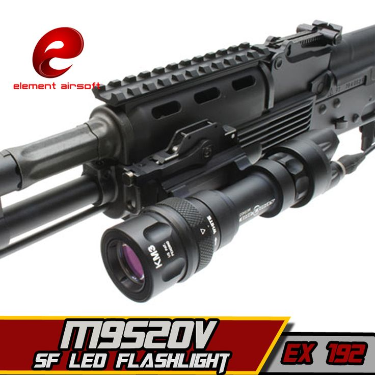 EX 192 Element Tactical Light SF M952V LED Flashlight Linterna Tactical Weapon Lights Tactical Rifle Lights Hunting Flashlight -  Get free shipping. This Online shop give you the discount of finest and low cost which integrated super save shipping for EX 192 Element Tactical light SF M952V LED Flashlight linterna tactical Weapon Lights Tactical rifle lights Hunting Flashlight or any product promotions.  I think you are very happy To be Get EX 192 Element Tactical light SF M952V LED…