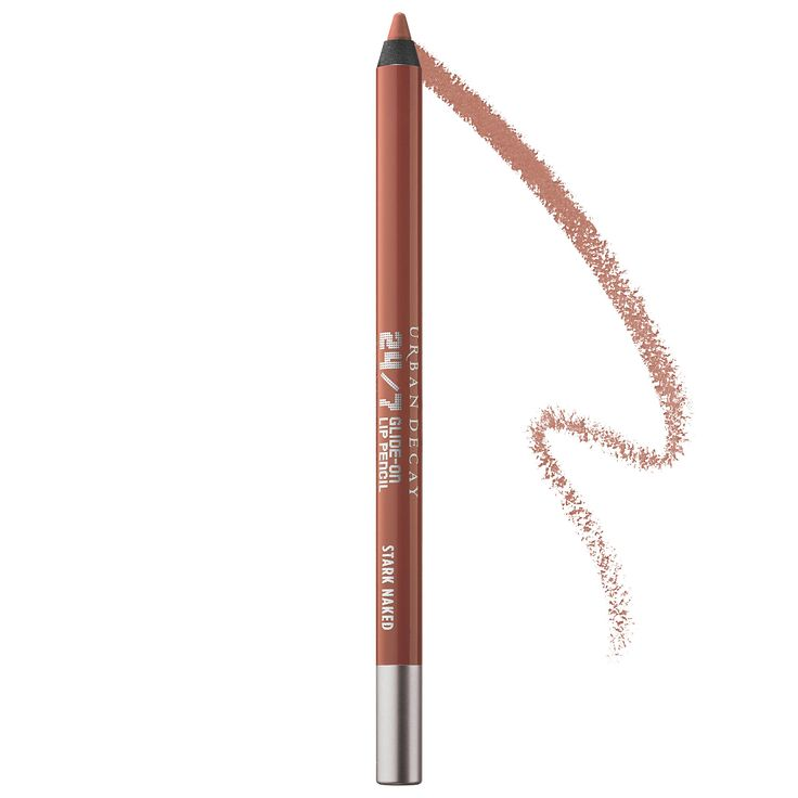 24/7 Glide-On Lip Pencil in Stark Naked (light nude) - Urban Decay | Sephora