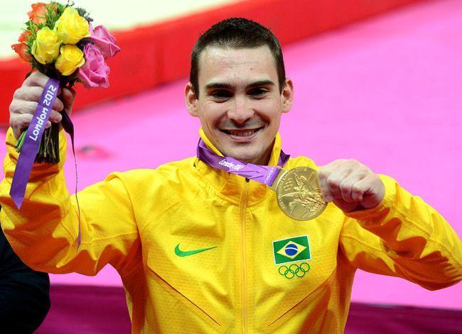 Mais uma medalha de ouro para o Brasil .  om uma modalidade não muito campeã no Brasil, que são as argolas, vem um brasileiro determinado e confiante, e consegue dar o segundo ouro brasileiro.| Blog New Moment
