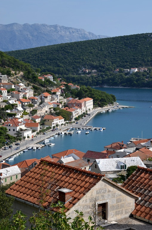 Pucisca, #Croatia with VBT
