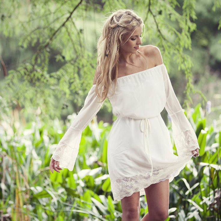 Orchid Off-Shoulder Dress  R240 only 4 left in stock!  #boho #bohemian #lace #dress  #photography #nature
