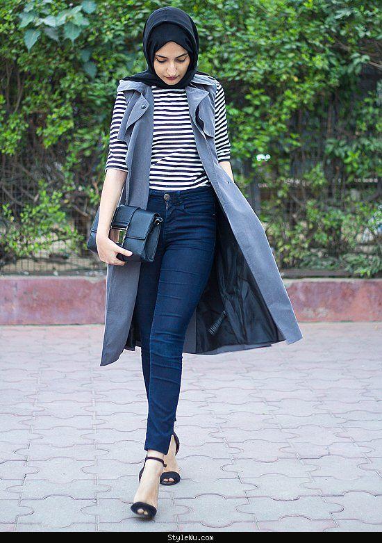 fashion style hijab 2016 - Style WU