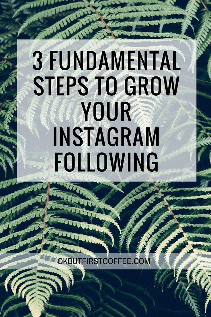 I've been asked many times about how to grow an Instagram account, so after checking several profiles and noticing common mistakes I decided to write about how to build a solid foundation for follower growth. Instagram is a 100% visual platform, but before talking about the content (which should be really good), let's start with how you present yourself there.