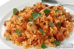 Receita de Risoto de salsicha em receitas de arroz, veja essa e outras receitas aqui!