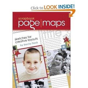 Based on Beck Fleck's very popular sketch website, pagemaps.com: Scrapbook Ideas, Worth Reading, Becky Fleck, Creative Layout, Books Worth, Scrapbook Layout, Scrapbook Pages, Scrapbook Sketch, Pages Maps