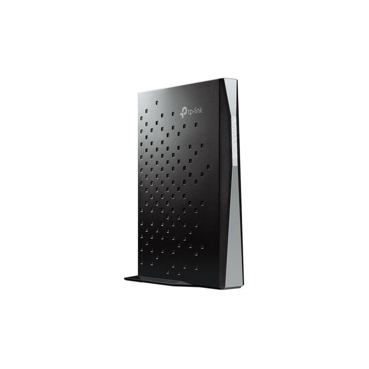 motorola 16x4 cable modem. tp-link ac1200 docsis 3.0 16x4 cable modem router - black (archer cr500) motorola