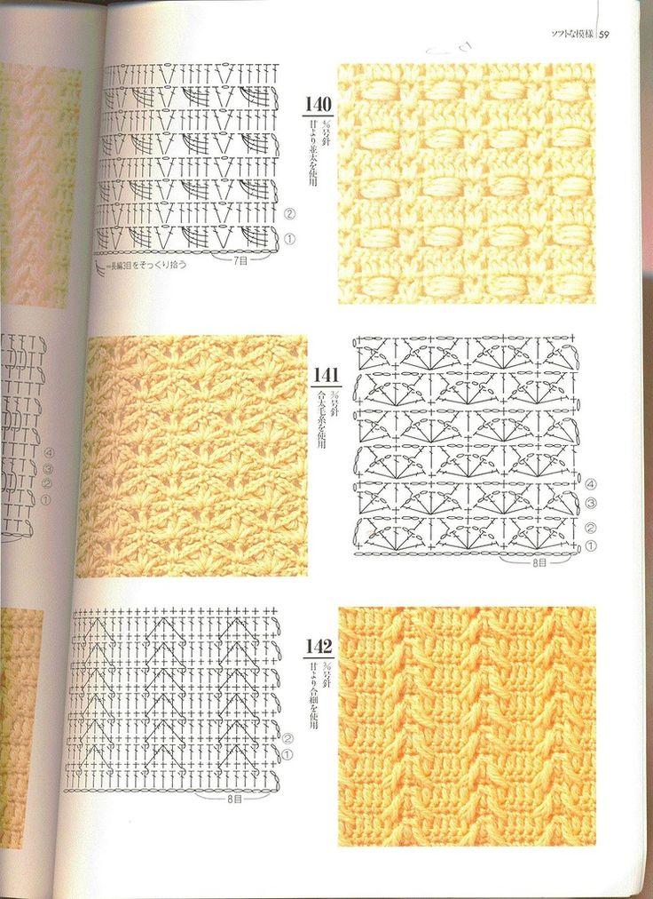 460 best album de patrones crochet images on Pinterest | Crochet ...