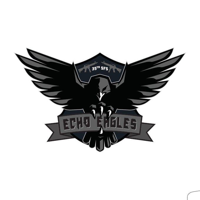 Fajjudesign I Will Create Military And Tactical Gear Logo Design For 15 On Fiverr Com Logo Design Gear Logo Logo Design Services