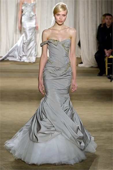 Marchesa - Collections Fall Winter 2013-14 - Shows - Vogue.it