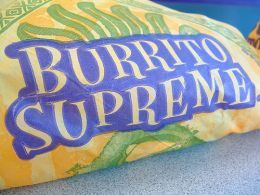 Taco Bell Restaurant Copycat Recipes: Taco Bell Burrito Supreme