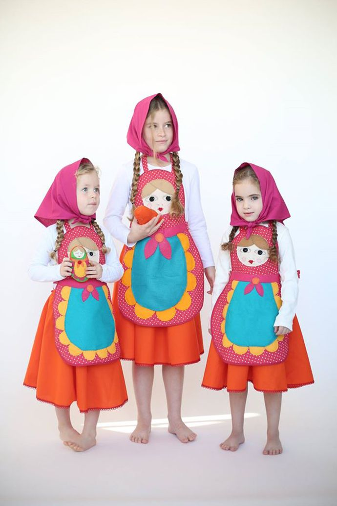 Handcrafted costumes bring a little bit more magic to The Land of Make Believe.