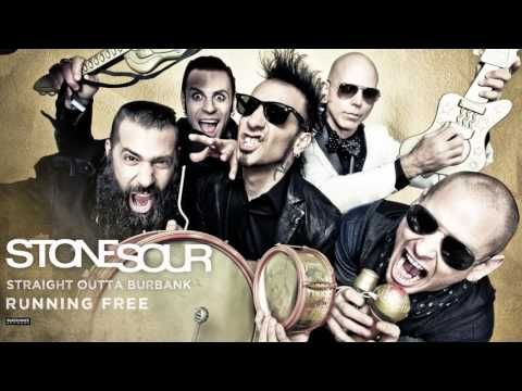 Stone Sour - Running Free (Iron Maiden cover from the upcoming EP Straight Outta Burbank)