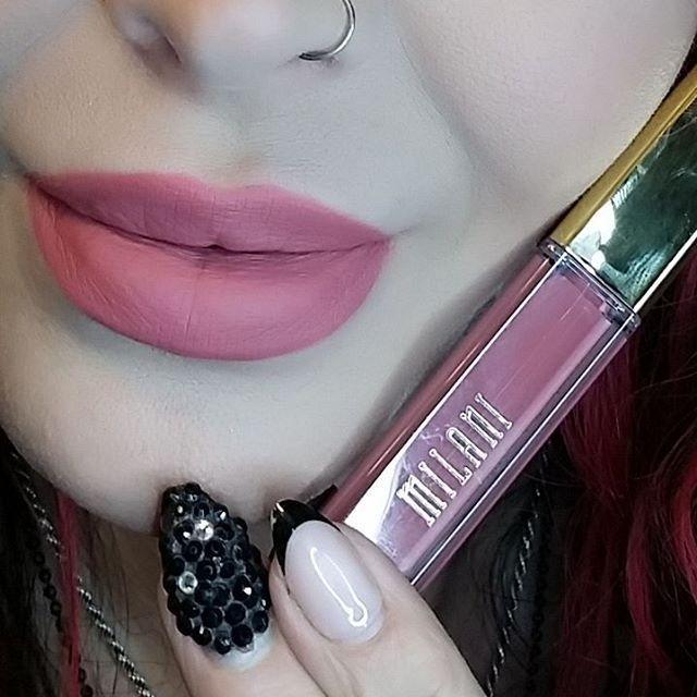 Milani Matte Amore Lip Cream :: LUST