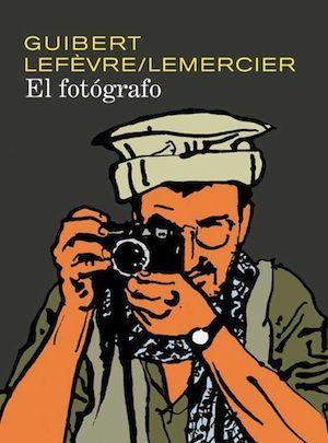 Guibert, Lefévre, Lemercier - El fotógrafo. Sins entido. A finales de julio de 1986 un equipo de Medicos Sin Fronteras trabajan en el corazón de Afganistán, en plena guerra entre soviéticos y mujahidin. Un fotógrafo cubre esta misión, cuyo resultado es este libro que mezcla fotografía y dibujo.