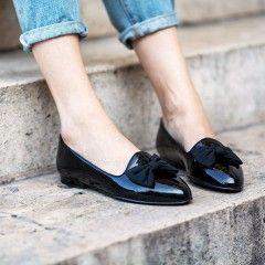 Chaussures - Marquis vernis noir