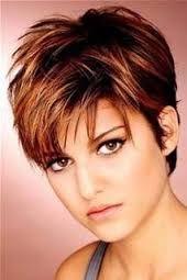 Billedresultat for kort hår til kvinder over 50