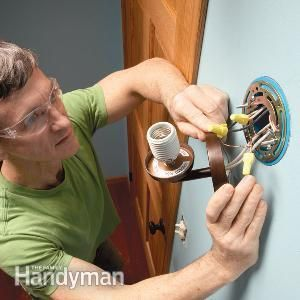 how to add power outlet to the existing power switch