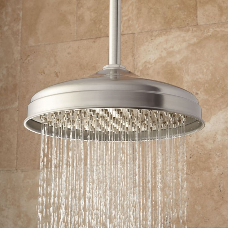 Dual Arm Shower Head