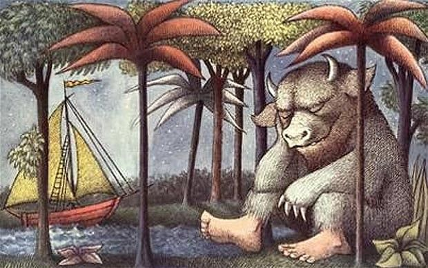 The reading world of children and adults will miss Maurice Sendak.  May he rest in peace.
