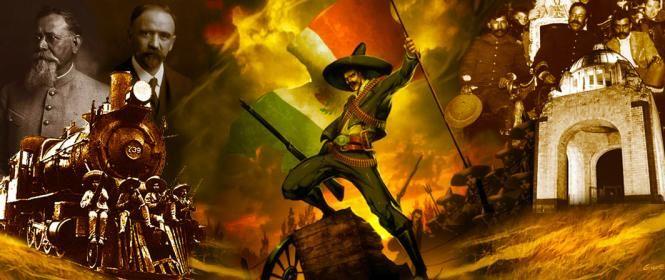 Revolução Mexicana de 1910 – História Geral no Enem