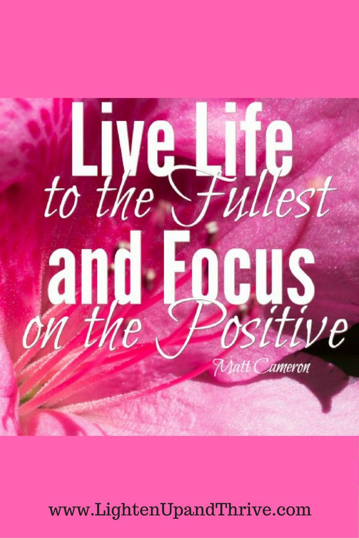 Live Life To The Fullest Quotes 31 Mejores Imágenes De Living With Purpose En Pinterest