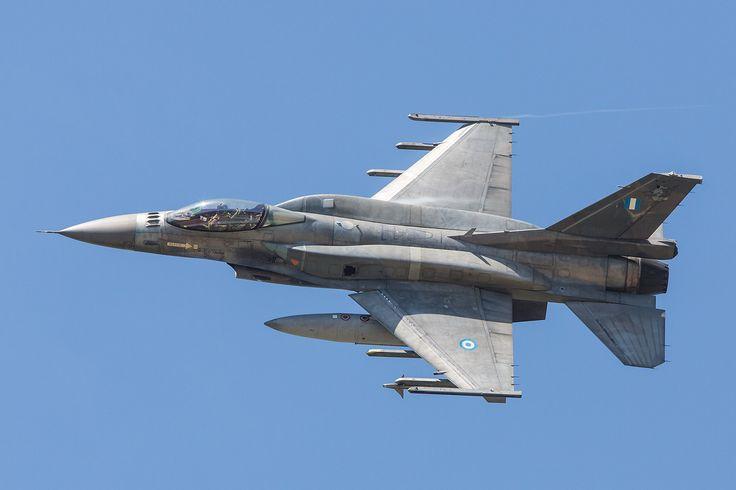 https://flic.kr/p/UkwAyv | 508, Lockheed F-16C Block 52+ Hellenic Air Force @ Larissa LGLR