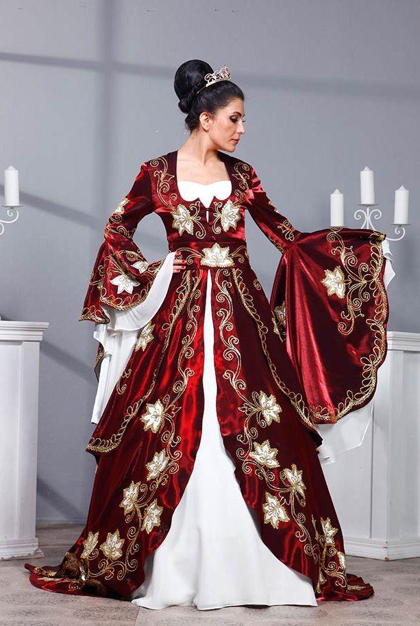 Kaftan Bindallı Kına Elbisesi 134