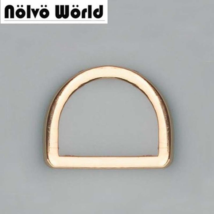 32*22mm 1-1/4 inch inside Closed d ring belt buckle,alloy hardware gold metal square edge d-ring,50PCS 4 Colors