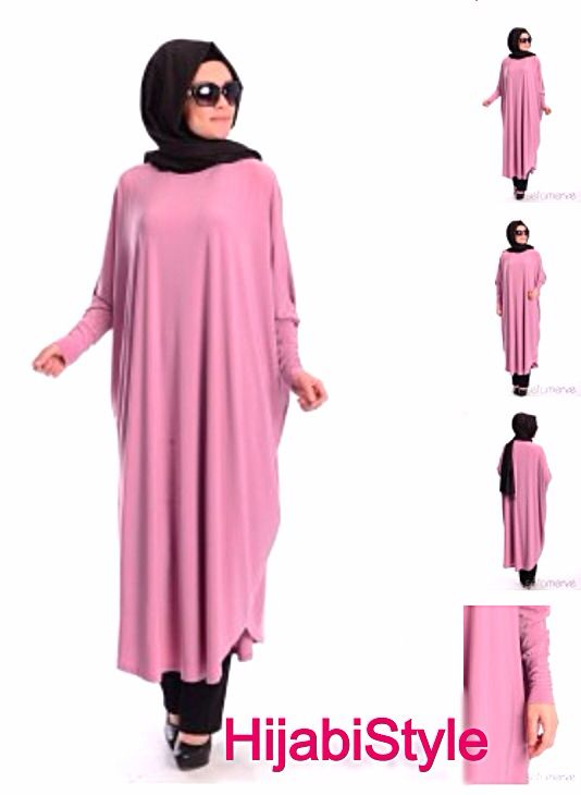 Fusion Jersey Butterfly Abayas   Get them here: www.hijabistyle.tictail.com   Made of stretchy, comfortable jersey. These fusion abayas feature a trendy 3/4 length hitting most sisters around the calf. Super relaxed style offers plenty of room. Drapes beautifully! Compliments any figure. Features butterfly cut closed sleeves. Goes great with pants!   #hijab #hijabers #hijab2015 #abaya #abayafashion #hijabtutorial #abayashop #hijabistyle #hijabista #dinatokio #howtowearhijab #hijabtrends