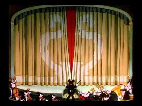 Mickey's Grand Opera Mickey Mouse Geplaats door Hans Asselman - YouTube