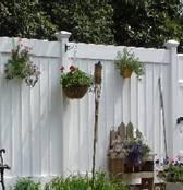 fence planter boxes