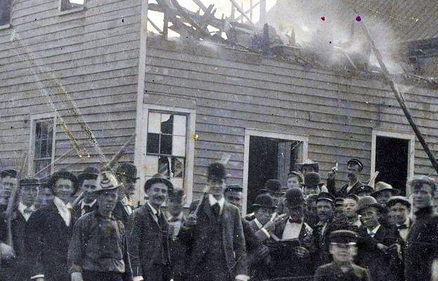 #WilmingtonMassacre , North Carolina, Nov. 10, 1898 #BlackHistory #BlackEdu