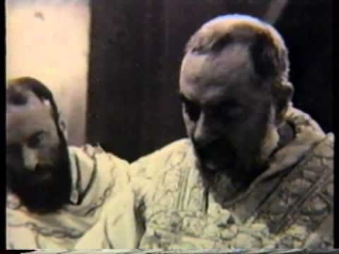 A documentary examining the life of  Saint Padre Pio